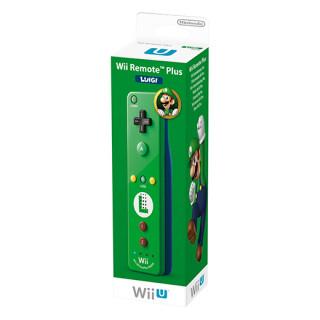 Wii Remote Plus Luigi Limited Edition (Zöld) Több platform