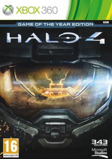 HALO 4 Game of the Year Edition (használt) Xbox 360