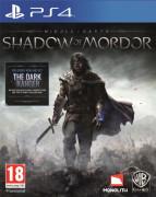 Middle-Earth Shadow of Mordor (használt)