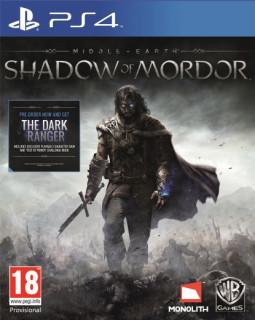 Middle-Earth Shadow of Mordor (használt) PS4