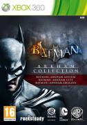 Batman Arkham Collection XBOX 360