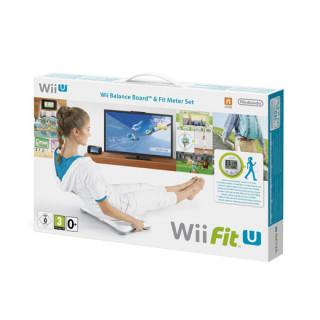 Wii Fit U + Fit Meter + Fit Balance Board