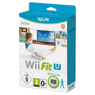 Wii Fit U + Fit Meter