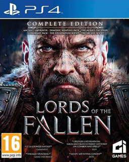 Lords of the Fallen Limited Edition (használt) PS4