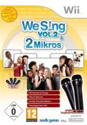 We Sing Vol 2 + 2 Mikrofon WII