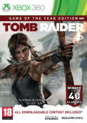 Tomb Raider Game of the Year Edition (használt) XBOX 360