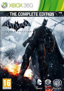 Batman Arkham Origins Complete Edition Xbox 360