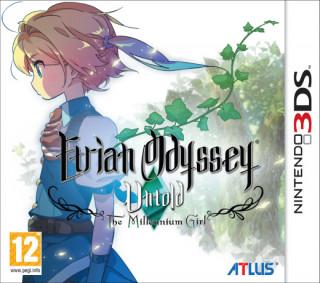 Etrian Odyssey Untold The Millennium Girl 3DS