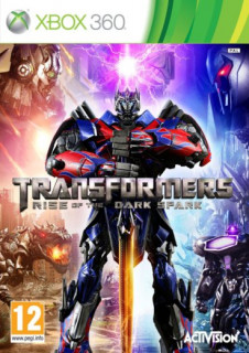 Transformers Rise of the Dark Spark Xbox 360