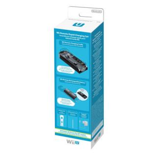 Wii U Remote Rapid Charging Set (Töltő szett)