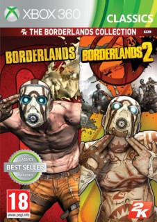 The Borderlands Collection (használt) Xbox 360