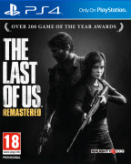 The Last of Us Remastered (használt) PS4
