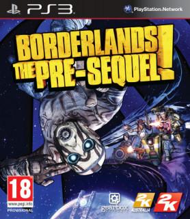 Borderlands The Pre-Sequel! PS3