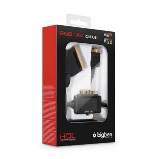 PS3-PS2 RGB AV kábel MULTI