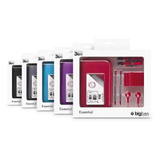 Nintendo 3DS Essential Pack (Több színben)