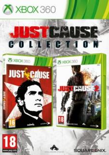 Just Cause Collection (használt) Xbox 360