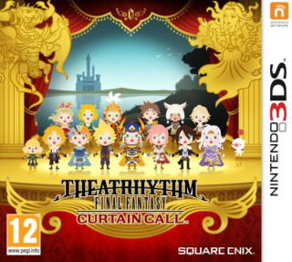 Theatrythm Final Fantasy Curtain Call 3DS