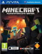 Minecraft Playstation Vita Edition PS VITA
