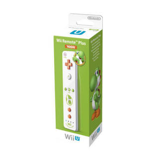 Wii Remote Plus Yoshi Limited Edition MULTI
