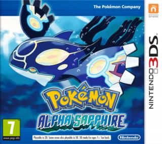 Pokémon Alpha Sapphire 3DS