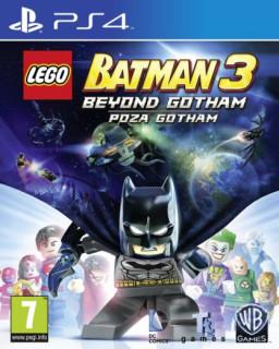 LEGO Batman 3 Beyond Gotham (használt) PS4