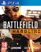 Battlefield Hardline (használt) PS4