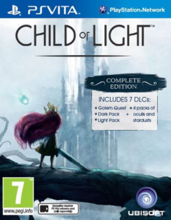 Child of Light Complete Edition PS Vita