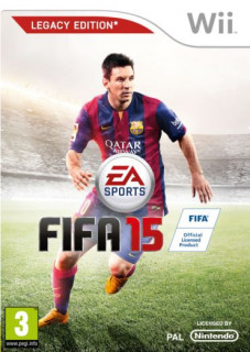 FIFA 15 Legacy Edition Wii