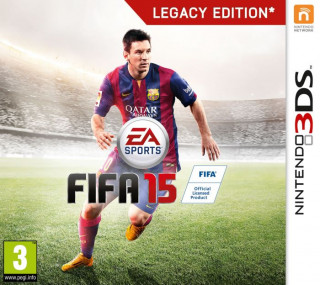 FIFA 15 Legacy Edition 3DS