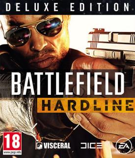 Battlefield Hardline Deluxe Edition (használt) Xbox One