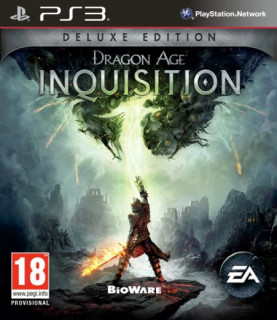 Dragon Age Inquisition Deluxe Edition PS3