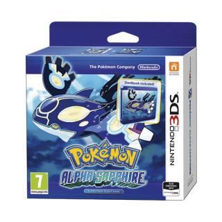 Pokémon Alpha Sapphire Limited Edition 3DS