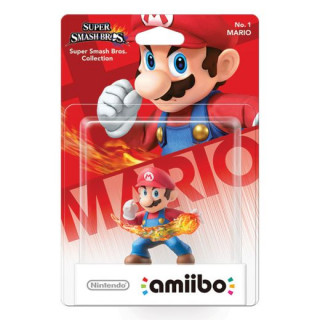 Mario amiibo figura - Super Smash Bros. Collection Ajándéktárgyak