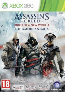 Assassin's Creed Birth of a New World The American Saga Xbox 360