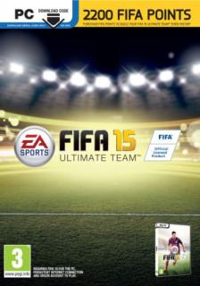 FIFA 15 - 2200 FIFA FUT Pont PC