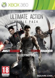 Ultimate Action Triple Pack (használt) Xbox 360