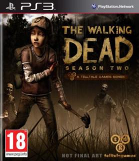 The Walking Dead Season 2 PS3