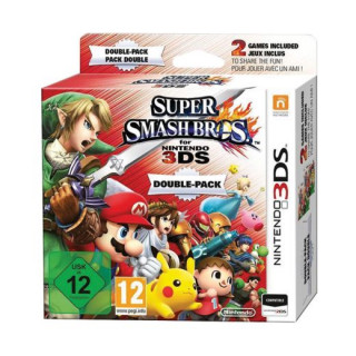 Super Smash Bros. Double Pack 3DS