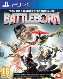 Battleborn (használt) PS4