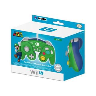 Luigi Battle Pad Kontroller (Zöld)