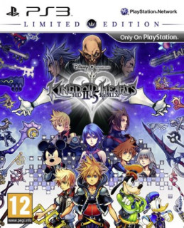Kingdom Hearts HD 2.5 ReMIX Limited Edition PS3