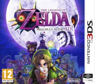 The Legend of Zelda Majora's Mask 3D 3DS