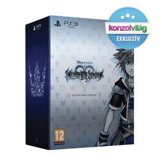 Kingdom Hearts HD 2.5 ReMIX Collectors Edition [Konzolvilág exkluzív] PS3