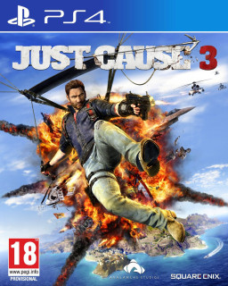 Just Cause 3 (használt) PS4