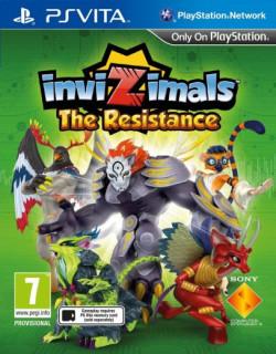 Invizimals The Resistance PS Vita