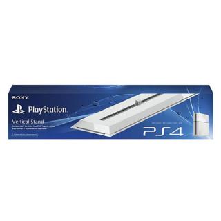 Sony Playstation 4 (PS4) Vertical Stand (Állvány, Fehér) PS4