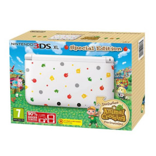 Nintendo 3DS XL Animal Crossing New Leaf Special Edition Bundle 3DS
