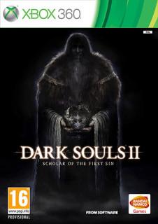 Dark Souls II (2) Scholar of the First Sin XBOX 360