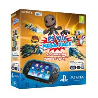 PS Vita (Wi-Fi) Mega Pack PS Vita