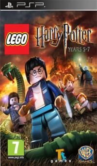 LEGO Harry Potter Years 5-7 PSP
